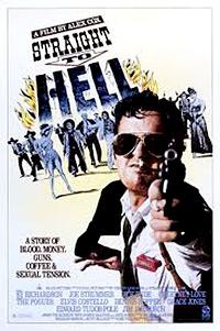 Cartel de cine western 1987