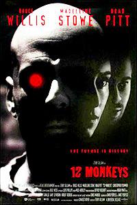 Cartel de cine fantastico 1995