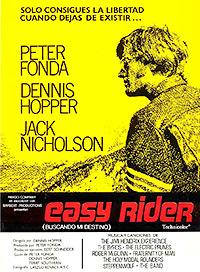 Cartel de cine independiente 1969