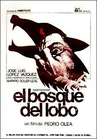 Cartel de cine terror 1970