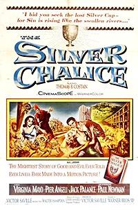 Cartel de cine clasico 1954