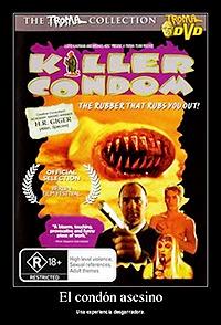 Cartel de cine erotico 1996