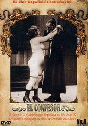 Cartel de cine mudo 1920
