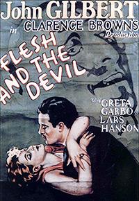 Cartel de cine mudo 1926