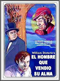 Cartel de cine independiente 1941