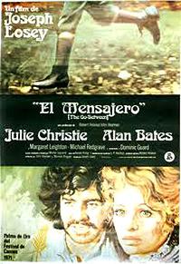 Cartel de cine clasico 1970