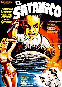 Cartel de cine latino1968
