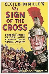 Cartel de cine romanos 1932