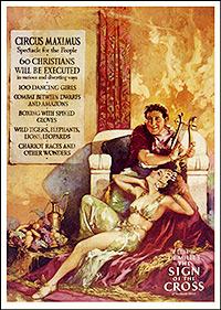 Cartel de cine clasico 1932