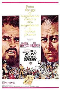 Cartel de cine historico 1965