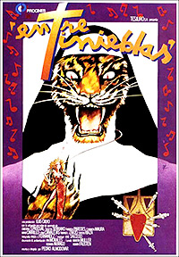 Cartel de cine español 1983