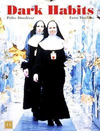 Cartel de cine nunsploitation 1983entre-tinieblas3