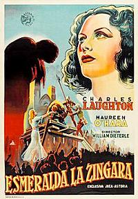 Cartel de cine independiente 1939