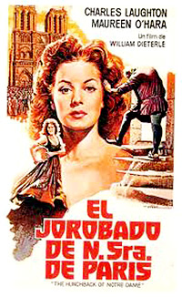 Cartel de cine literatura 1939