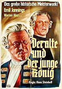 Cartel de cine historico 1935