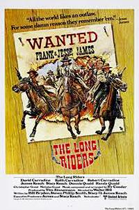 Cartel de cine oeste 1980