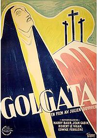 Cartel de cine Cristiano 1935