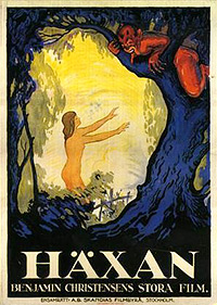 Cartel de cine mudo 1922