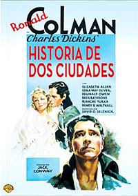 Cartel de cine drama 1935