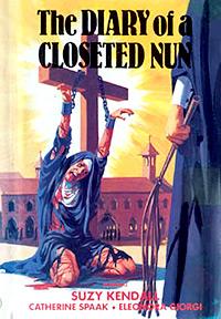 Cartel de cine nunsploitation 1973