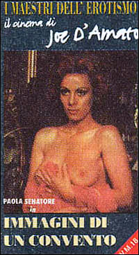 Cartel cine erotico nunsploitation 1979
