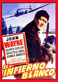 Cartel de cine aventuras 1953