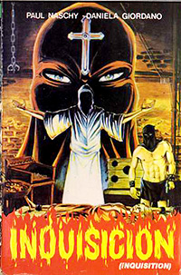 Cartel de cine terror 1976