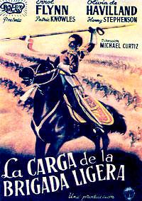 Cartel de cine clasico aventuras 1936