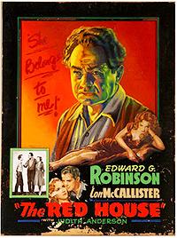 la-casa-roja5Cartel de cine clasico 1947