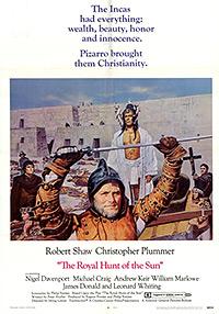 Cartel de cine historico 1969