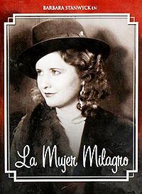 Cartel de cine biográfico 1931
