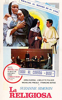 Cartel de cine religioso 1966