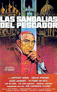 Cartel de cine religioso 1968