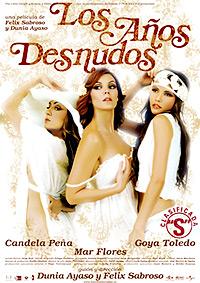 Cartel de cine erótico 2008
