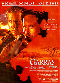 Cartel de cine aventuras 1996