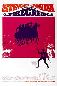 Cartel de cine oeste 1968