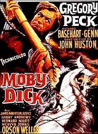 Cartel de cine literatura 1956