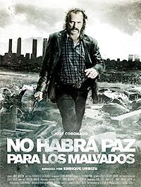 Cartel de cine policiaco 2011