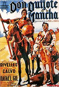 Cartel de cine literatura 1948