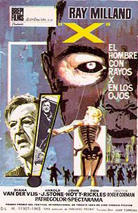 Cartel de cine fantástico1963