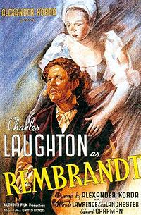 Cartel de cine clasico 1936