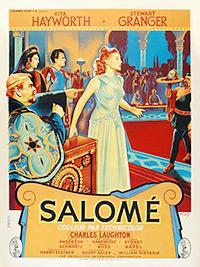 Cartel de cine histórico 1953