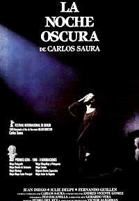 Cartel de cine biografico 1989