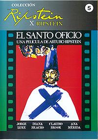 Cartel de cine drama latino 1973