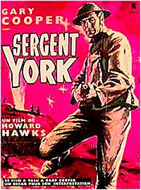 Cartel de cine bélico 1941