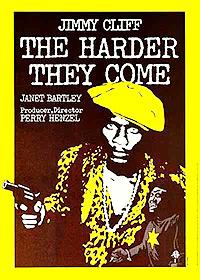 Cartel de cine musical 1972