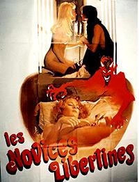 Cartel de cine erótico 1980