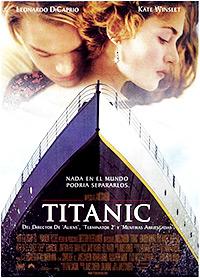 Cartel de cine catástrofes 1997