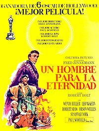 Cartel de cine historico 1966