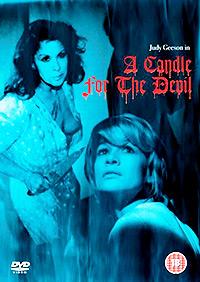 Cartel de la película Una vela para el Diablo